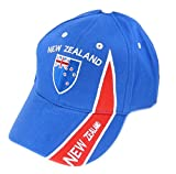 Fan Cap Neuseeland New Zealand NEU Kappe Flagge Basecap