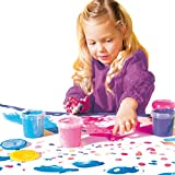 Eco 24927 - Fingerfarbe Girly 4 Farben Test