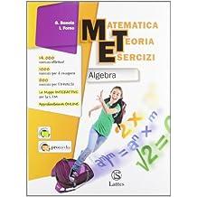 Matematica teoria esercizi. Algebra. Con il mio quaderno INVALSI 3. Per la Scuola media. Con espansione online