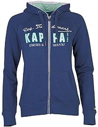 Kappa wendula Sweat à capuche pour femme