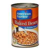 American Garden Baked Beans in Tomato Sauce - 420 gm