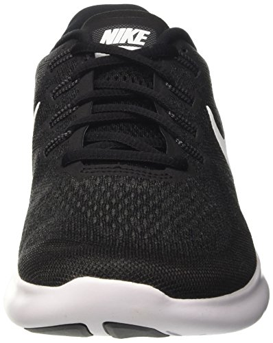 Nike Herren Free Rn 2017 Laufschuhe Mehrfarbig (Black/white/dark Grey/anthracite)