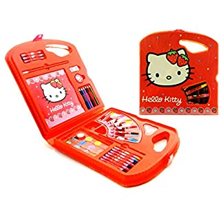 ESTUCHE PVC HELLO KITTY 40 PZS