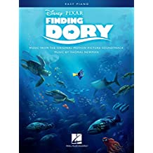 Finding Dory Songbook: Music from the Motion Picture Soundtrack Easy Piano