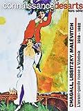 Chagall Lissitzky Malevitch