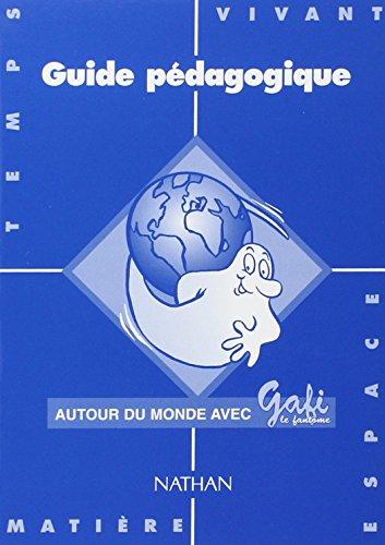 Gafi, 8 albums, série 2. + guide pédagogique CP/CE1