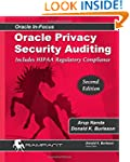 Oracle Privacy Security Auditing: Inc...
