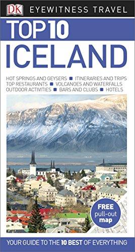 Top 10 Iceland (DK Eyewitness Travel Guide) (Dk Ds)