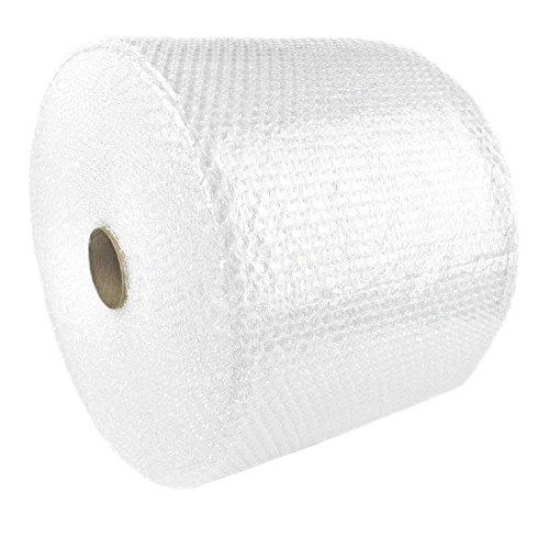 Luftpolsterfolie 50cm x 100m - 1 Rolle Noppenfolie Stärke 60my - Gute Qualität Polstermaterial Knallfolie