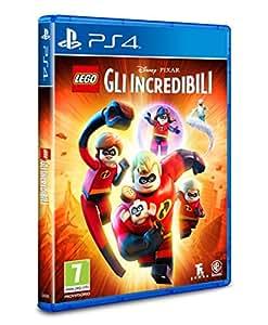 Lego Gli Incredibili - PlayStation 4