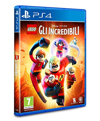Lego Gli Incredibili PlayStation 4
