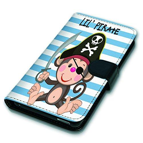 Wallet Book Style Flip Handy Tasche Case Schutz Hülle Schale Motiv Etui für Apple iPhone 6 / 6S - Variante UMV4 Design12 Design 2