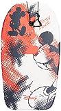 Disney – Tabla infantil de bodyboard, diseño de Mickey Mouse negro negro/ rojo Talla:83,8 cm (33 pulgadas)