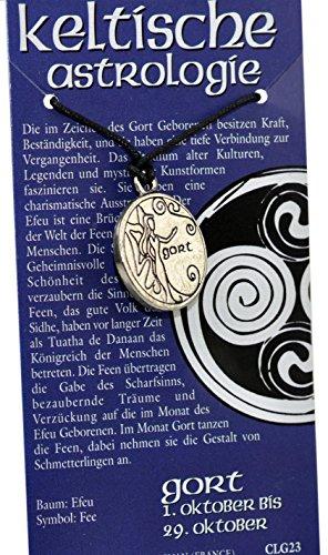 Keltische Astrologie Gort vom 01. Oktober bis 29. Oktober, von International Connection