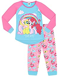 My Little Pony Girls My Little Pony Pyjamas Ages 2 to 10 Years
