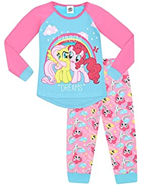 My Little Pony - Pijama para niñas - My Little Pony, La Magia de la Amistad