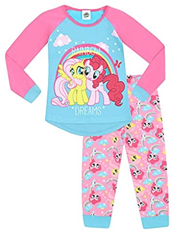 Mon Petit Poney - Ensemble De Pyjamas - My Little Pony - Fille - 5 a 6 Ans