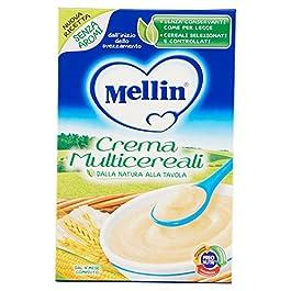 Mellin Crema Multicereali – 200 g