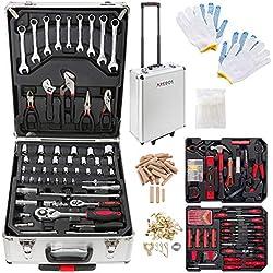 Boîte à outils 1005 pièces Boîte à outils Coffret à outils Set à outils