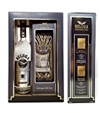 Beluga Geschenk-Set - Beluga Vodka 70cl (40% Vol) + Beluga Glas