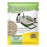 Tidy Cats Breeze Granulés de litière pour chat, remplissage 1,6kilogram