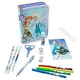 Disney Store Frozen Elsa Anna Stationary...