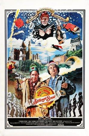 The Adventures of Bob & Doug McKenzie: Strange Brew - U.S Movie Wall Poster Print - 43cm x 61cm / 17 Inches x 24 Inches A2