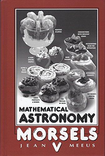 Mathematical Astronomy Morsels V [Gebundene Ausgabe] by Jean Meeus