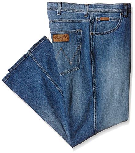 wrangler-arizona-stretch-vaqueros-para-hombre-color-azul-talla-w-36-l-34
