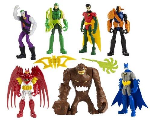 Batman Gotham City Showdown Figure by Mattel (Gotham City Showdown)