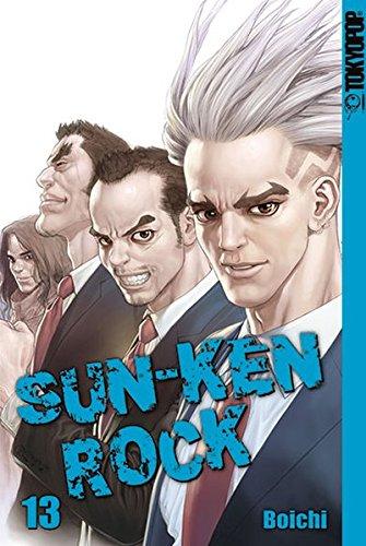 Rock Sunken (Sun-Ken Rock 13)