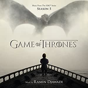 Game of Thrones Season 5 [Import allemand]