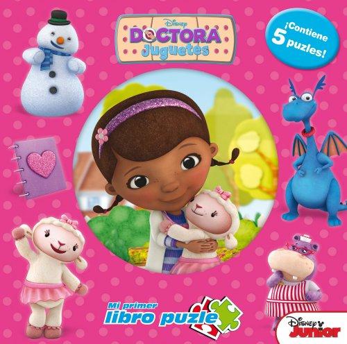Doctora Juguetes. Mi primer libro puzle: ¡Contiene 5 puzles! (Disney. Doctora Juguetes)