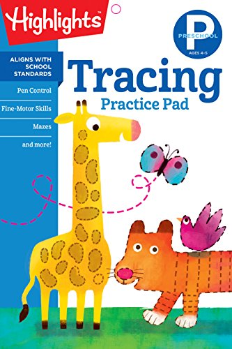 Tracing (HL A Learn on the Go Practice Pad)