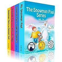 Box Set for Children:The Snowman Paul Series (vol. 1-4): Vol. 1-4 (English Edition)