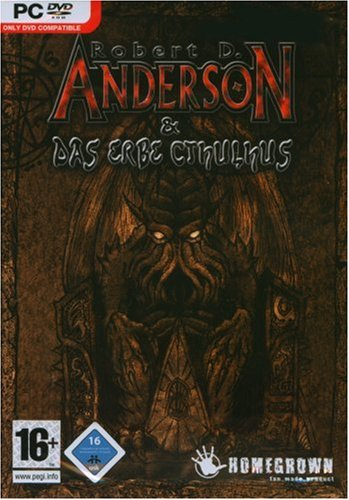 Robert D. Anderson + das Erbe Cthulhus