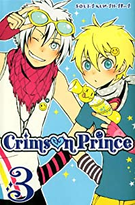 Crimson Prince Edition simple Tome 3