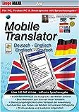 POCKET PC Mobile Translator Deutsch-Englisch