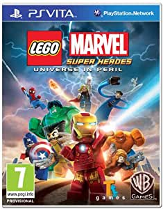 Lego Marvel Super Heroes : Universe in Peril [import anglais]