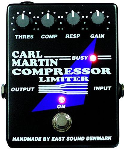 Carl Martin Compressor limitador HighEnd Compresor Limitador