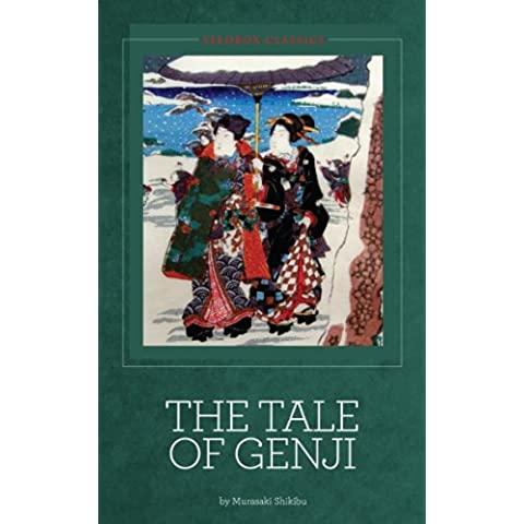The Tale of Genji [Illustrated] (English Edition)