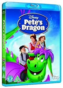 Elliott, il drago invisibile / Pete's Dragon (1977) [ Origine UK, Nessuna Lingua Italiana ] (Blu-Ray)