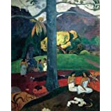 P. Gauguin / Mata Mua - 60x75 cm - Impresiones sobre lienzo - Muro de arte