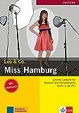 Miss Hamburg: Lektüre Deutsch als Fremdsprache A1-A2. Buch mit Audio-CD (Leo & Co.)