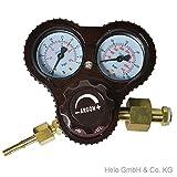 Druckminderer Druckregler Argon CO2 Schutzgas Kunststoffabdeckung Schweißgerät