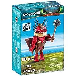 Playmobil 70043 - MOCCICOSO CON TUTA ALARE
