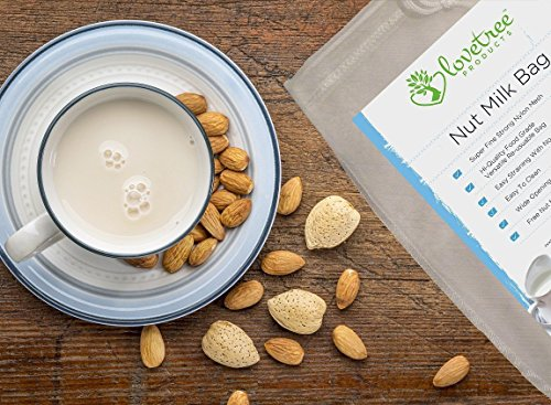 Tuerca de productos lovetree Bolsa De La Leche-Calidad Premium colador de leche de almendras