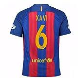 2016-17 Barcelona Home Shirt (Xavi 6) - Kids segunda mano  Se entrega en toda España