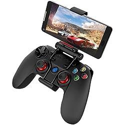 Gamesir G3s Complet Vibration Feedback 2.4Ghz sans fil Bluetooth et filaire Gamepad Steam Game Controller pour PC Windows XP/7/8/8.1/10 & Android Téléphone/Tablet/Smart TV/BOX et PS3 (No Bracket)