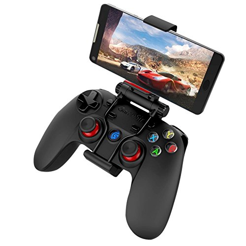 Gamesir G3s Voll Vibration Feedback 2,4 GHz Bluetooth Wireless & Wired Gamepad Steam Game-Controller für PC Windows XP / 7/8 / 8,1 / 10 & Android Handy / Tablet / Smart TV / BOX & PS3 (Kein Bracket) -